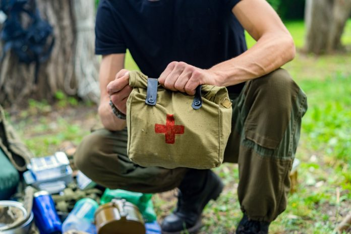 Building a Family First-Aid Kit